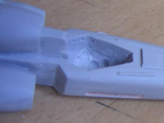 Galactica TOS - Colonial Viper - Stargazer 1/72 IMG_8220-2