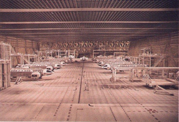 Cosmos 1999 - Hangar HANGAR-1